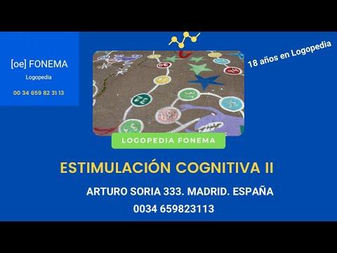 Estimulación cognitiva | LOGOPEDAS MADRID