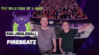 Firebeatz - Live @ 538 Jingle Ball 2015