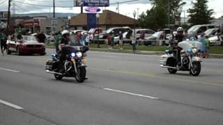 Fort Oglethorpe (GA) United States  city pictures gallery : Lauren Alaina Homecoming Parade Ft. Oglethorpe, GA 5/14/11