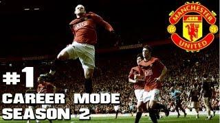Video FIFA 13 : Manchester United Career Mode - Season 2 - Part 1 MP3, 3GP, MP4, WEBM, AVI, FLV Desember 2017