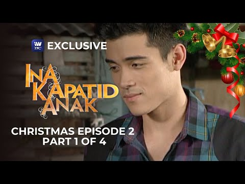 Ina, Kapatid, Anak Christmas Episode 2 | Part 1 of 4