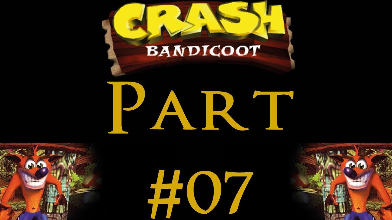 Spiele-Ma-Mo: Crash Bandicoot (Part 7, 8, 9 und 10)
