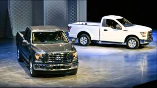 2015 model ford f150 colors