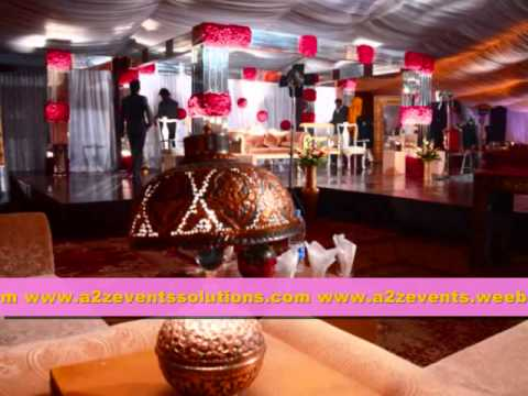 A2Z Events and Weddings Planners