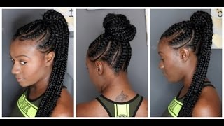 Hi Peeps! Im finally back with another tutorial! Feed in Braids have taken over this year and they are the PERFECT protective style! So if you're ready to learn how to achieve them, watch this video! :)EDGE CONTROL: https://www.amazon.com/gp/product/B00I5728LO/ref=as_li_tl?ie=UTF8&tag=envog-20&camp=1789&creative=9325&linkCode=as2&creativeASIN=B00I5728LO&linkId=aea0c6c6c4063dacc10291e9a1d99d9fLOCATED IN ATLANTA, GA@invoguemehair