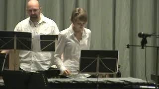 Najaarsconcert 2006 Slagwerkgroep