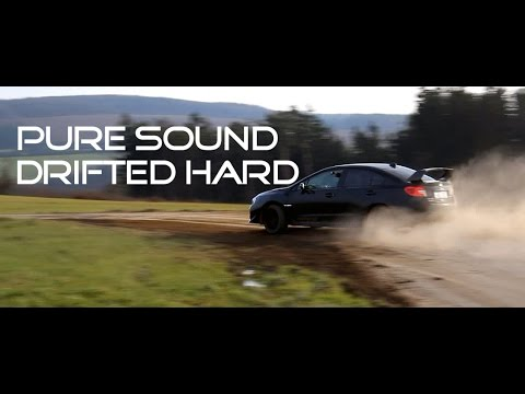 subaru impreza wrx sti drifts - speed - on-boards hd