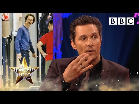 Matthew McConaughey discusses his weight loss – The Graham Norton Show: Episode 14 – BBC One