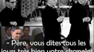 La récitation du Saint Rosaire