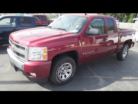 2007 CHEVY SILVERADO Pickup Truck Exterior Interior By Automotive Review