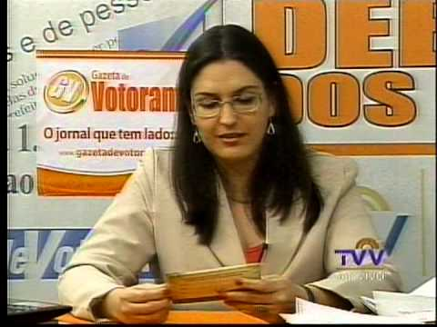 Debate dos Fatos na TV Votorantim 23 08 13