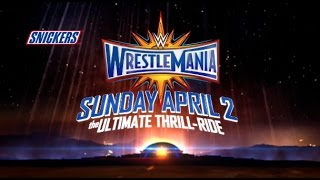 WWE Wrestlemania 33 - Official Trailer