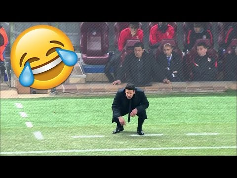 Football Managers ● Funny Moments, Reactions & Celebrations