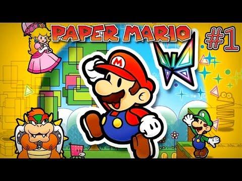 paper mario nintendo 64 download