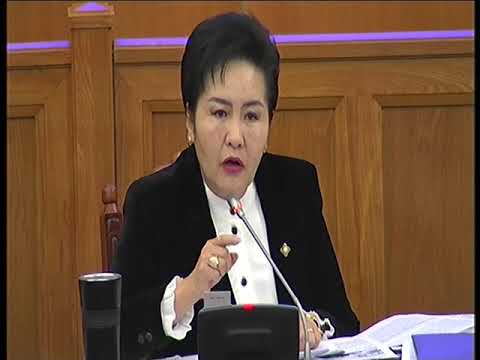 Ж.Мөнхбат: Монголчууд монгол ээж, монгол малчны амьдралыг мэднэ. ОУВС-ийнхан мэдэхгүй