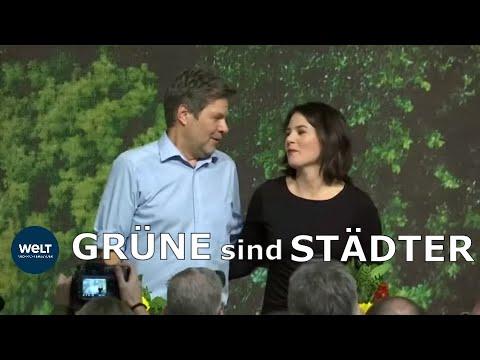 Forsa-Umfrage: Grüne in Großstädten vier Prozentpunkt ...
