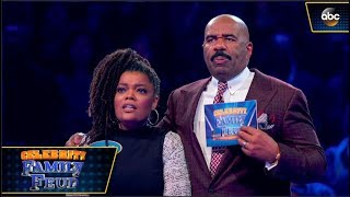 Video Yvette Nicole Brown Plays Fast Money - Celebrity Family Feud 3x02 MP3, 3GP, MP4, WEBM, AVI, FLV Juni 2018