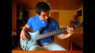 Download Lagu Soda Stereo - La Ciudad de la Furia [Bass Cover] Mp3