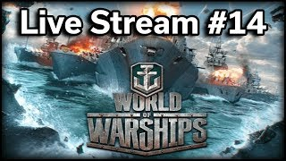 --- Like my videos?  Please support me on Patreon http://bit.ly/29g0PUd ---Follow me on Twitch for future live streams! - http://bit.ly/2qSPlww--- World of Warships for FREE - http://bit.ly/29DvyYa my link and get 2 FREE premium ships just for playing!Playing today on this PC:Intel i7-4790K - Stock Speeds32GB DDR3-2400EVGA GTX 1080 TI SC21440p Resolution - Very High Detail------------------------------------------- --- Computer Deals in the US ---Amazon.com - http://amzn.to/2b4teIpNewEgg.com - http://bit.ly/29wXbSJeBAY.com - http://ebay.to/29cBqoM --- Computer Deals Outside of the US ---Amazon.ca - http://amzn.to/2bdT6GjAmazon.co.uk - http://amzn.to/2bdXRvCAmazon.de - http://amzn.to/2bdSK2kAmazon.fr - http://amzn.to/2b4LMKyAmazon.es - http://amzn.to/2bdTt3v --- Discounted Digital Software & Games ---Kinguin.net - http://bit.ly/2df8Zc9G2A.com - http://bit.ly/2dt9XnY --- Other Links ---Twitch (Live Streams) - http://bit.ly/2qSPlwwBackBlaze (Online Backup) - http://bit.ly/2ceOAm4Patreon (Support Me!) - http://bit.ly/29g0PUdTwitter (Follow Me!) - http://bit.ly/2ilZIW7