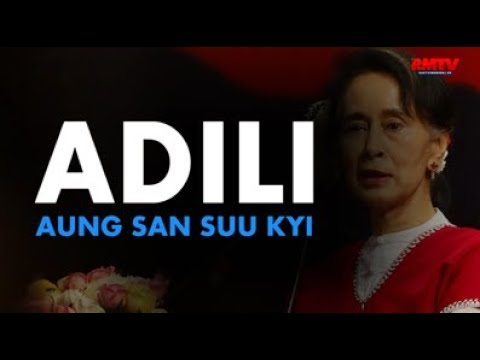 Adili Aung San Suu Kyi