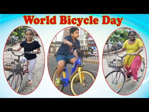 World Cycling Day June 3rd Vizagvision....