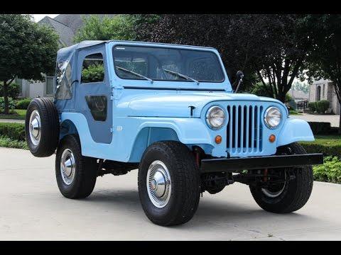 1960 Jeep Cj Http Www Vanguardmotorsales Com