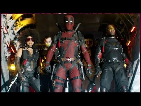Deadpool 2 Brrip 720p HD 2018 (Hindi-English) Downloading