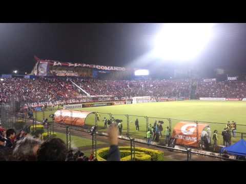 Video - cerro porteño entra la plaza y comando - La Plaza y Comando - Cerro Porteño - Paraguay