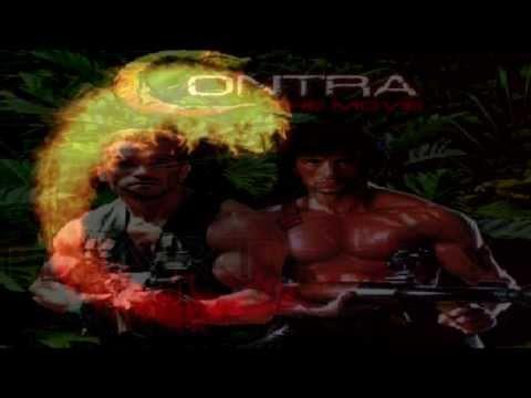 CONTRA Movie (Teaser Trailer) V2   ARNOLD SCHWARZENEGGER