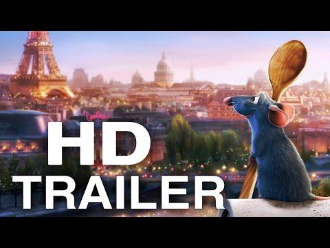 Ratatouille (2007) Hindi Dubbed || Trailer || New Full Movie (2019) Watch HD || Doom Cartoon ||