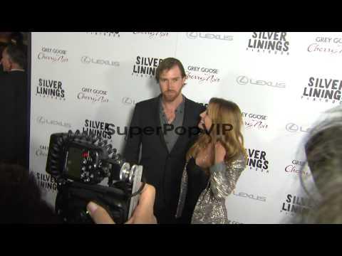 Sean Flynn Seymour, Jane Seymour at Silver Linings Playbo...