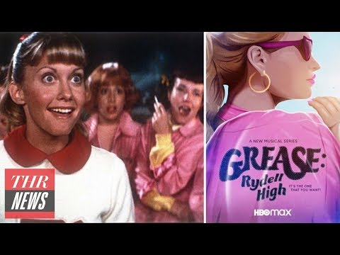 'Grease' TV Spinoff 'Rydell High' Heading to HBO Max   THR News