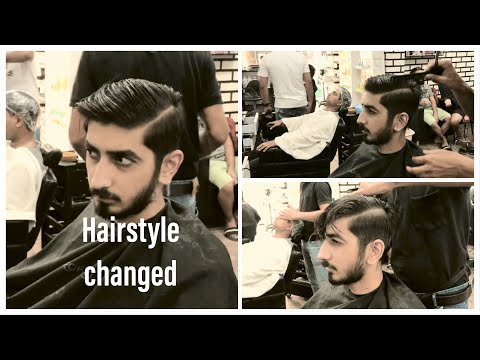 My new hairstyle...