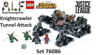 Nonton Lego Super Heroes 76086 Knightcrawler Tunnel Attack - Lego Speed Build Review Film Subtitle Indonesia Streaming Movie Download