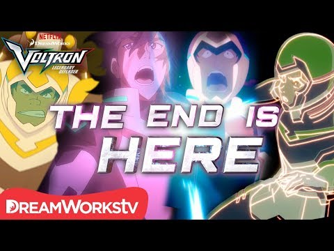 Season 8 Trailer | DREAMWORKS VOLTRON LEGENDARY DEFENDER