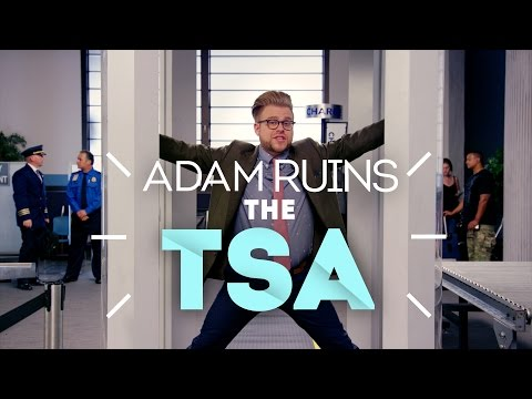 Why The TSA Doesn t Stop Terrorist Attacks