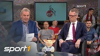 Peter Stöger kontert die Kritik aus Leverkusen