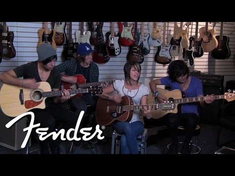 "Hey Monday Performs ""Homecoming"" 