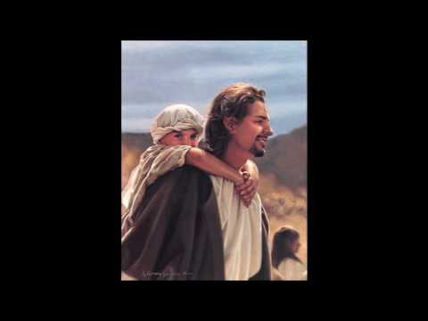 Jesus the Christ (in HD) - David Archuleta Mormon - Angels We Have Heard On High - LDS