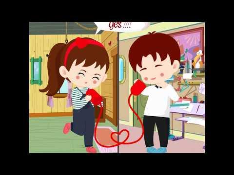 I wanna Say you Something my Love - valentine's day Love Story