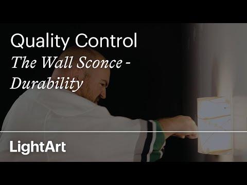 Quality Control - Durability