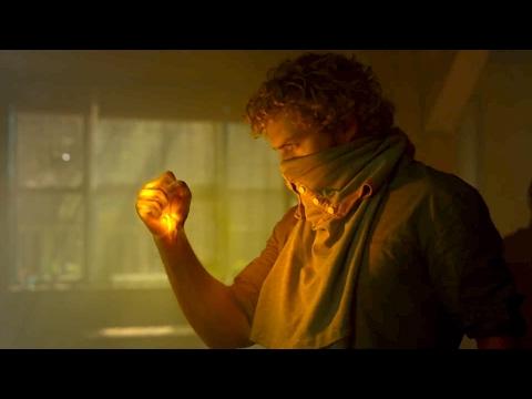 Железный кулак (1 сезон) — Русский трейлер #2 (2017) (видео)