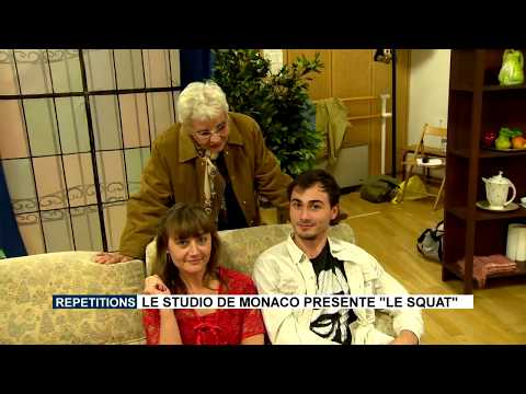 "The Studio de Monaco presents ""Le Squat"""