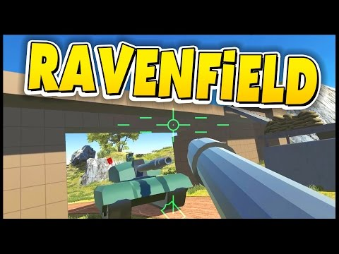 Ravenfield 4 Gameplay – Blocky Battlefield FPS Gameplay – Free To Play [Ravenfield Gameplay]