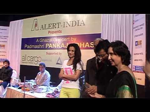 Aneel Murarka supports Alert India