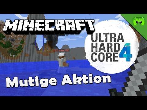 ULTRA HARDCORE SEASON 4 # 3 - Mutige Aktion «» Let's Play Ultra Hardcore Season 4 | HD