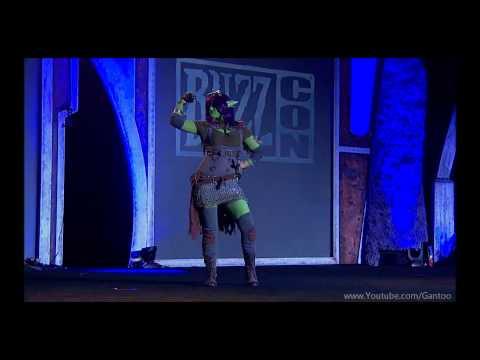 Blizzcon 2011 Costume Contest