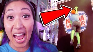 SUBSCRIBE ►► http://smo.sh/SubscribeSmoshGamesSMOSH SUMMER GAMES IS COMING! ►►http://smo.sh/SSG-Trailer2017We got a chance to run the American Ninja Warrior course in Los Angeles and we ALMOST beat it...kindaPlay with us!Subscribe: http://smo.sh/SubscribeSmoshGamesStream: http://twitch.tv/SmoshGamesLike us on Facebook: http://facebook.com/SmoshGames Follow us on Twitter: http://twitter.com/SmoshGamesAdd us to your circles on Google+: http://google.com/+SmoshGames