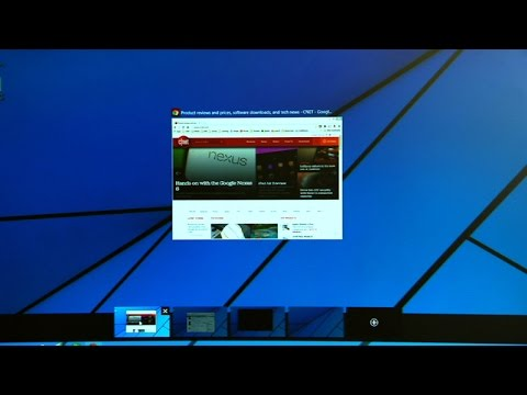 virtual - http://cnet.co/1xEtjXT Virtual desktops in Windows 10 are a great way to keep things organized.