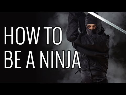 How to Become a Fierce Ninja Warrior